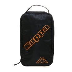 Jual Kappa Portable Tas Sepatu Hitam Original