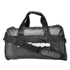 Ulasan Lengkap Kappa Team Bag Tas Olahraga Hitam