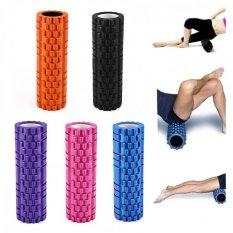 Kepadatan Tinggi Titik Apung A Gym Kebugaran Latihan EVA Yoga Busa Rol For Fisio Pilates Pijat