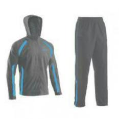Kettler Hooded Exercise Sauna Suit - XL