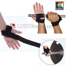Dapatkan Segera Kettler Lifting Strap Original Tali Pengikat Angkat Berat Pergelangan Tangan