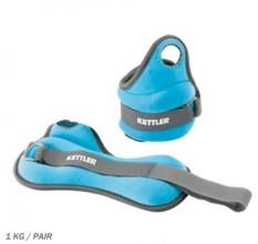 Review Tentang Kettler Wristband 1Kg Pair 0911 000 Biru
