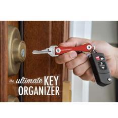 Keysmart Keychain Swiss Army Key Holder Organizer Edc Gantungan Kunci Diskon Dki Jakarta