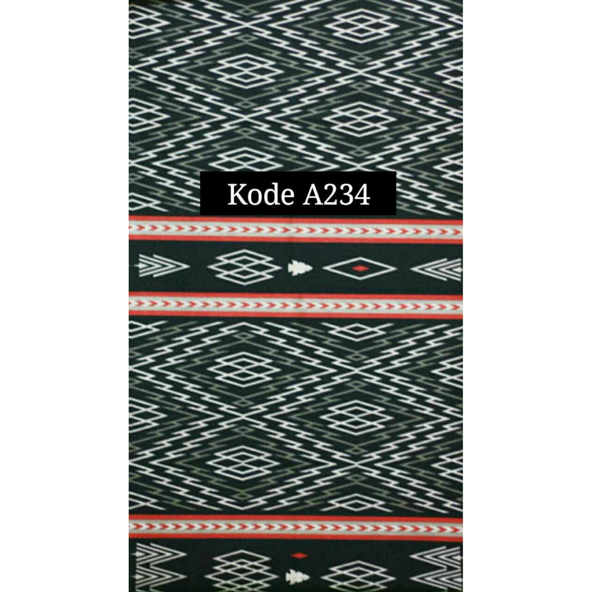 Bandingkan Toko KMBuff Headband Serbaguna Motif Etnik A234 sale - Hanya Rp19.300