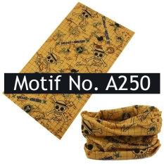 KMBuff Masker Serbaguna Motif Pirates A240IDR20000. Rp 20.000