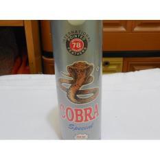Kok Badminton (Shuttlecock) Merk Cobra Special Silver - Dcbd59