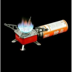 kompor gas mini portable/ lapangan/ out door/ berkemah/ pecinta alam