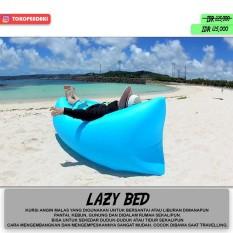 Kursi Angin Kasur Malas Camping Air Sofa Bag Lazy Bag