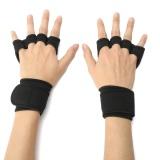 Beli L Fitness Sarung Tangan Angkat Berat Gym Latihan Olahraga Latihan Pelatihan Pembungkus Pergelangan Tangan Intl Not Specified Dengan Harga Terjangkau