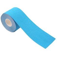 Jual Lalang Muscle Pain Care Sports Elastic Tape Therapeutic Skin Blue Intl Di Bawah Harga