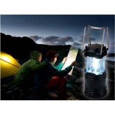 Lampu Emergency Lentera Solar - Lampu Lentera Camping- Power Bank Unik