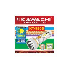 Lampu senter (led flashlight) KT-9308 KAWACHI