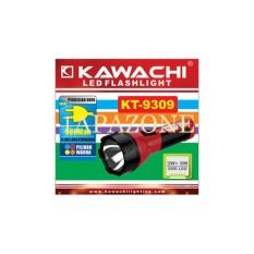 Lampu senter (led flashlight) KT-9309 KAWACHI
