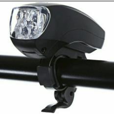 Beli Lampu Sepeda 5 Led Super Bright 3 Mode Seken