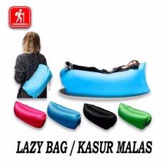 Lamzac Lazy Air Bed Kasur Malas Santai Camping Pantai