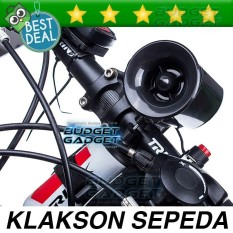 Large Bicycle Horn Sound Klakson Sepeda Super Kencang Waterproof By Alfaris14.