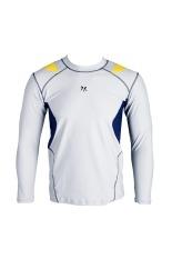 Promo Lasona Baju Atasan Renang Pria Bm C2807 L4 Gainsboro Biru Dongker Lasona Terbaru