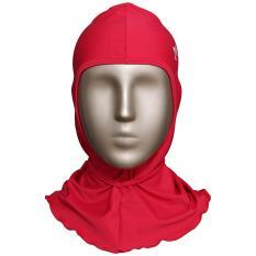 Lasona Topi Renang Muslim AR-CAP-006-L4 Cardinal