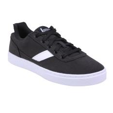 Toko League Austin Sneakers Olahraga Pria Black White League Jawa Barat
