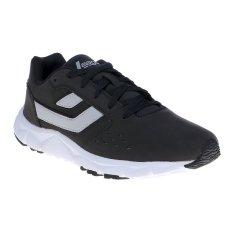 Review League Ava Sepatu Sneakers Black Vapor Blue White Jawa Barat