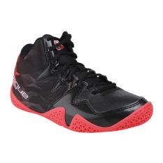 League Beast Sepatu Basket Pria - Fiery Red/Black/White