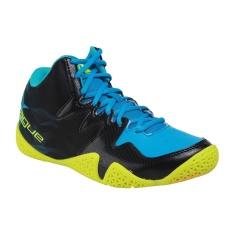 League Beast Sepatu Basket Pria - Hawaiian Ocean/ Black/ Volt