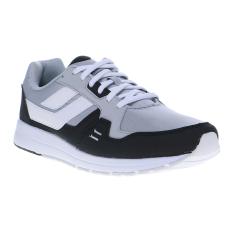 League Cruz Sepatu Sneakers - Black/Vapor Blue/White