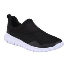 Diskon Produk League Fausto Sneakers Olahraga Pria Black White