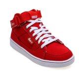 Toko League Geof Cvs M Sepatu Lari Pria High Risk Merah Putih League Online
