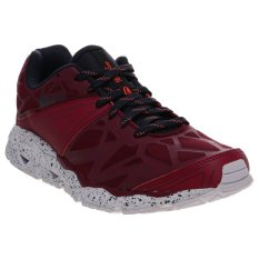 League Ghost Runner - Beet Red/ Nine Iron/ Ombre Blu