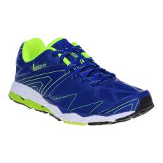 League Ghost Runner Sepatu Lari Pria - Mazarine Blue-Putih