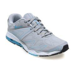 League Ghost Runner Sepatu Lari Pria - Vapor Blue- Cyan Blue- White