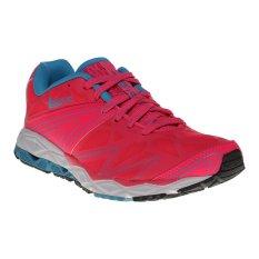 League Ghost Runner Sepatu Lari Wanita - Pink Flash-Putih