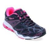 Ulasan League Ghost Runner W Sepatu Running Nine Iron Pink Putih