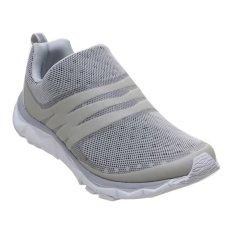 Kualitas League Kumo Zip M Sepatu Lari Pria Vapor Blue Grey White League