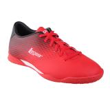 Spesifikasi League Legas Series Attacanti La Sepatu Futsal Pria Fiery Red Black White Merk Legas