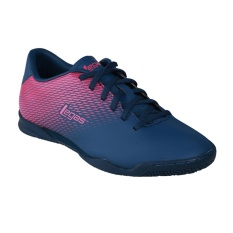 League Legas Series Attacanti LA Sepatu Futsal Pria - Majolica Blue/Pink Flambe