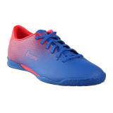 Tips Beli League Legas Series Attacanti La Sepatu Futsal Pria Snorkle Blue Fiery Red Yang Bagus