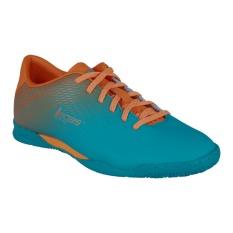 Jual League Legas Series Attacanti La Sepatu Futsal Scuba Blue Autumn Glory Whit Legas Original