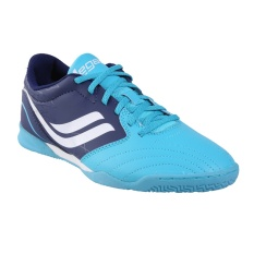 League Legas Series Encanto LA Sepatu Futsal Pria - Blue Atoll/ Blue Depth/ White