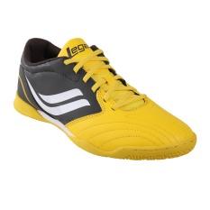 League Legas Series Encanto LA Sepatu Futsal Pria - Vibrant Yellow/Beluga/White
