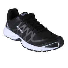 Toko League Legas Series Evo La Sepatu Lari Black White Termurah