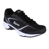 Harga League Legas Series Neptune Back To Sch**l Series La Sepatu Lari Black White Met Silver Termahal