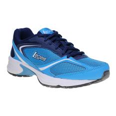 Perbandingan Harga League Legas Series Neptune La Sepatu Lari Pria Dresdent Blue Putih Di Jawa Barat