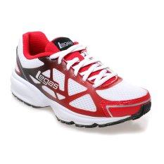 Harga League Legas Series Rapid La M Sepatu Lari Pria Putih Chinese Red Dark Charcoal Paling Murah
