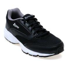 Harga League Legas Series Runforce La Running Shoes Sepatu Lari Pria Hitam Putih Paling Murah