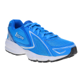 Beli Barang League Legas Series Twister La W Sepatu Lari Wanita Cyan Blue Mediterranian Blue Putih Online