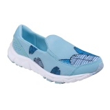 Diskon League Luna Sneakers Olahraga Wanita Icy Moon Eggshell Blue Cana League