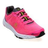 Spesifikasi League New Volkov Sepatu Lari Wanita Pink Flash Dark Gull Grey Yg Baik
