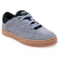Harga League Ortiz Advance Sepatu Lari Pria Cloud Burst Hitam Gum Rubber Asli League